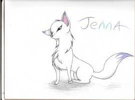 Jenna by ShadowYinFang