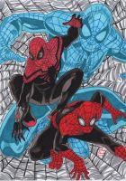 The Superior Spiderman by GabRed-Hat