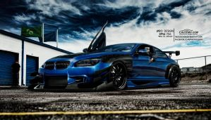 Bmw F06 by VaroDesign