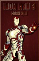 Iron Man 3: Mark XLII armor by tremor209