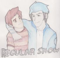 Regular Show. by robblunett
