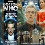 Doctor Who - Robot of Sherwood CD Cover by DrWho50thAnniversary