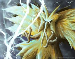 Titan of Lightning by Epifex