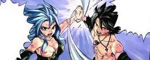 Gruvia - Ch.322 (color cover) by SweetLotos