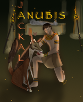My Animal- ANUBIS by ZombieOwl