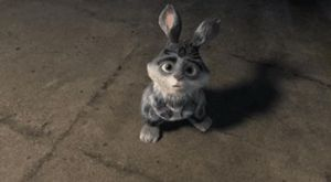 Easter Bunny [GIF] by IndaB