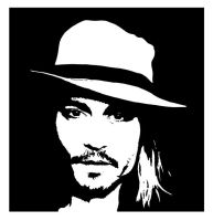 JOHNNY DEPP by pavartoz