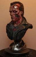 Terminator painted 3 by Alaneye
