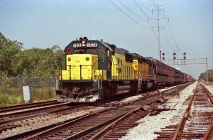 CNW IHB CPLG, 9-8-88 by eyepilot13