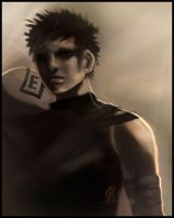:Gaara of the Desert: by tubenose