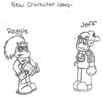 Character Ideas by TheToadBro