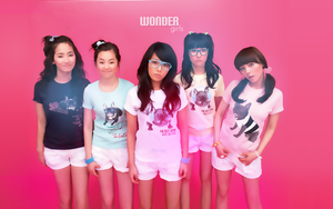 The Wonder Girls by Seanitto
