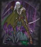 Drizzt by bigTaki