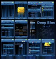 Deep Blue by Letyi