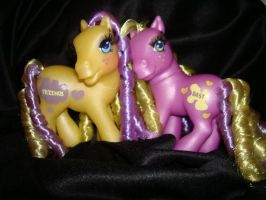 Custom MLP Best Friends by Dragon620026