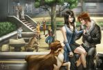 Final Fantasy VIII by Matelandia