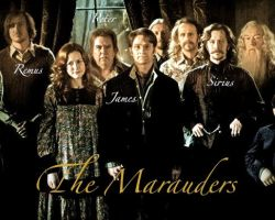 The Marauders are simply Brilliant by Depporgeus