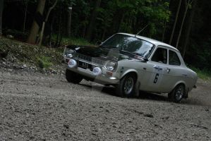 Goodwood 2008 - Escort MK1 by Kringlebeast