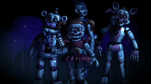 [SFM FNaF] A location in the underground by DemyDemons