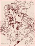 Magical Girl :lineart: by Giname