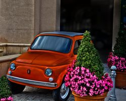 Italian Car by DleeKirby