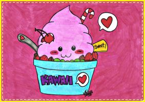 + Kawaii Yogurt + by Reemu-chan1984