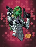 Gamora (VIDEO) by Atlas0