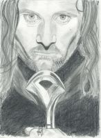 Aragorn by theresebees