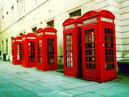 London Telephone by RockNRoll-Suicide