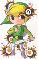 Link - Wind Waker by superdonut