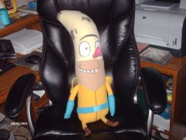 Life Sized Lord Peel by PlushBuddies