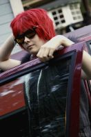 Shall we? - Sasori cosplay by Neqqu