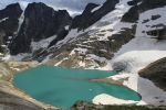 glacier lake by BCMountainClimber