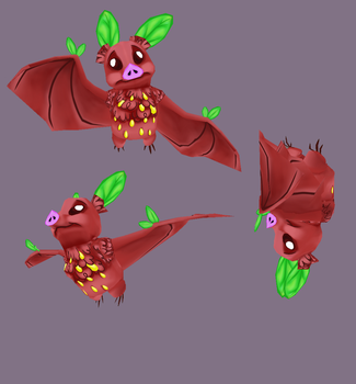 Fruitbat by Rannva