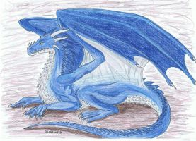 AT:Blue by StarFirePL