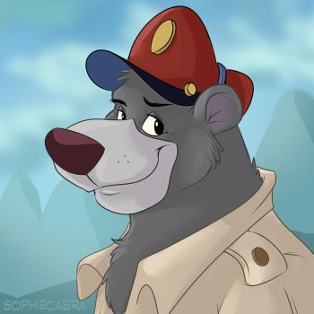 Fan Favorite Series #17 - Baloo (TaleSpin) by SpainFischer