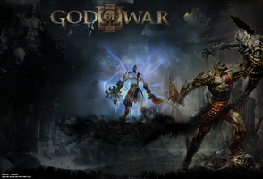 God of War 3 GOW 3 by Th3EmOo