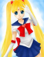 Sailor Moon by loveless996