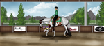 WWF October: Missy Western Equitation by Shining-Spurs-Ranch