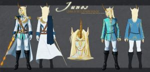 Project A - Junos Reference by ultema