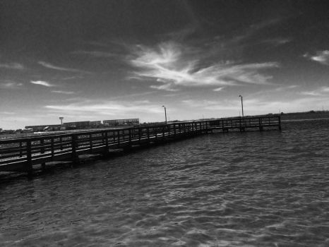 The pier by death5907
