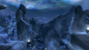Sovngarde in Darkness by Conn1321