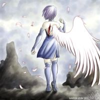 Tenshi the broken angel by sw