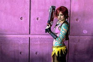 Lilith from Borderlands 2 by FriscoBlondi