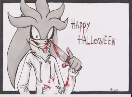 Happy Halloween 2012 by UnknownSpy