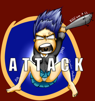 Attack design by Neotommy