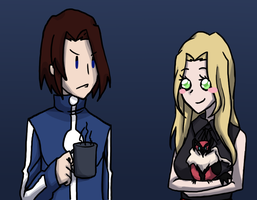 Grimoire of X and Y: Coffee by Sgath-Cross