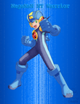 MegaMaN NT Warrior by Roksi10