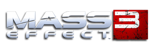 Mass Effect 3 logo PNG-shadow by xsas7