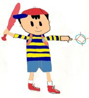 Ness by Red-Supernova64